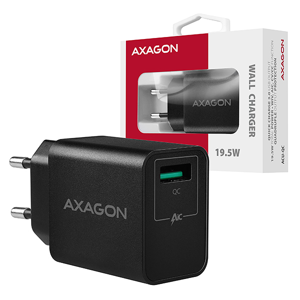 ACU-QC QC3.0 wall charger