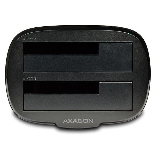 ADSA-ST USB 3.0 dual HDD dock